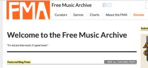 Archivo musical gratuito