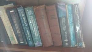 libros de inspiración pertenecían a mi abuelo